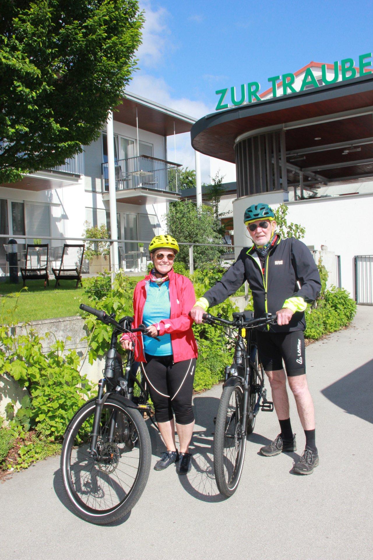 Zur Traube E-Bike